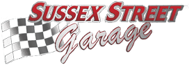 Sussex Street Garage Logo